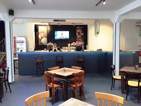 Bar Café Harlequin